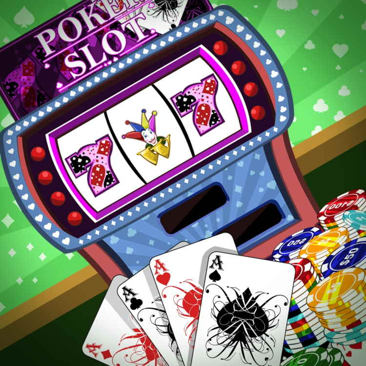 Free Poker Slot Games Online